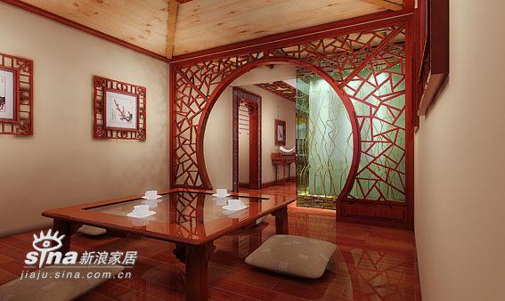 中式 四居 其他图片来自用户2737751153在260平米中式20的分享