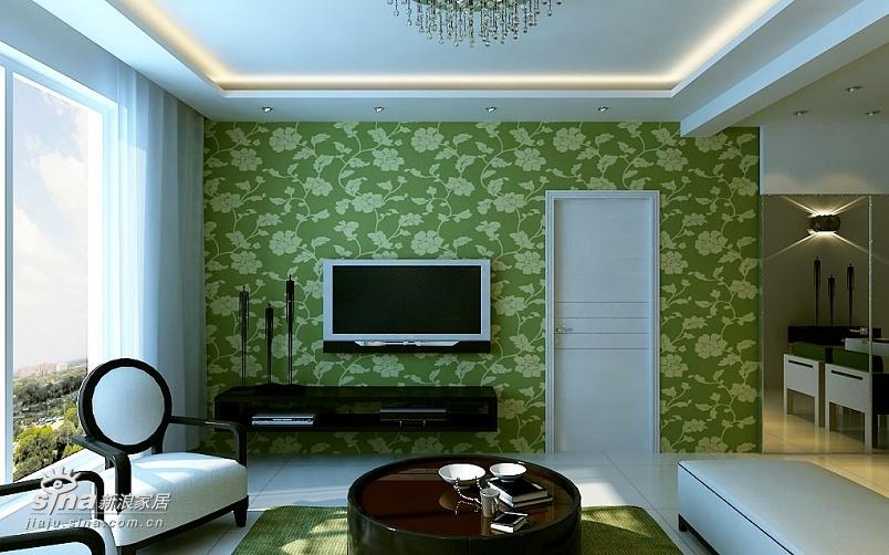 其他 别墅 客厅图片来自用户2558757937在褐石别墅混搭案例64的分享