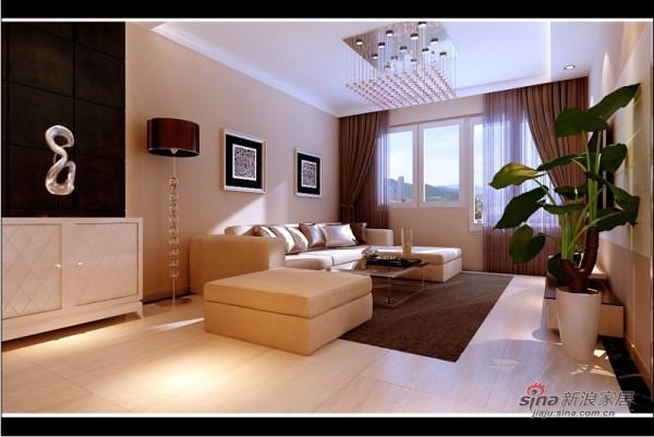 简约客厅设计3