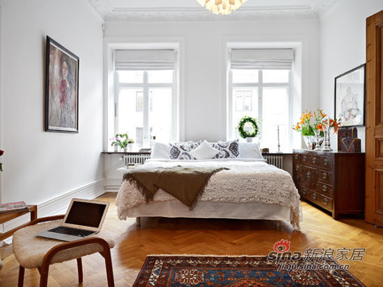 北欧 三居 卧室图片来自用户1903515612在107平明亮华丽淡雅3居设计25的分享