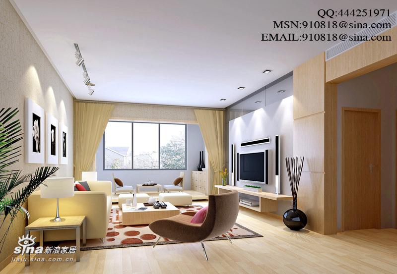 简约 四居 客厅图片来自用户2557979841在现代风格之金汇豪庭42的分享