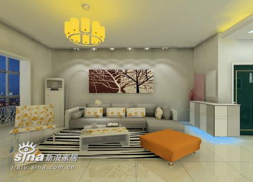 简约 三居 客厅图片来自用户2557010253在水榭花城37的分享