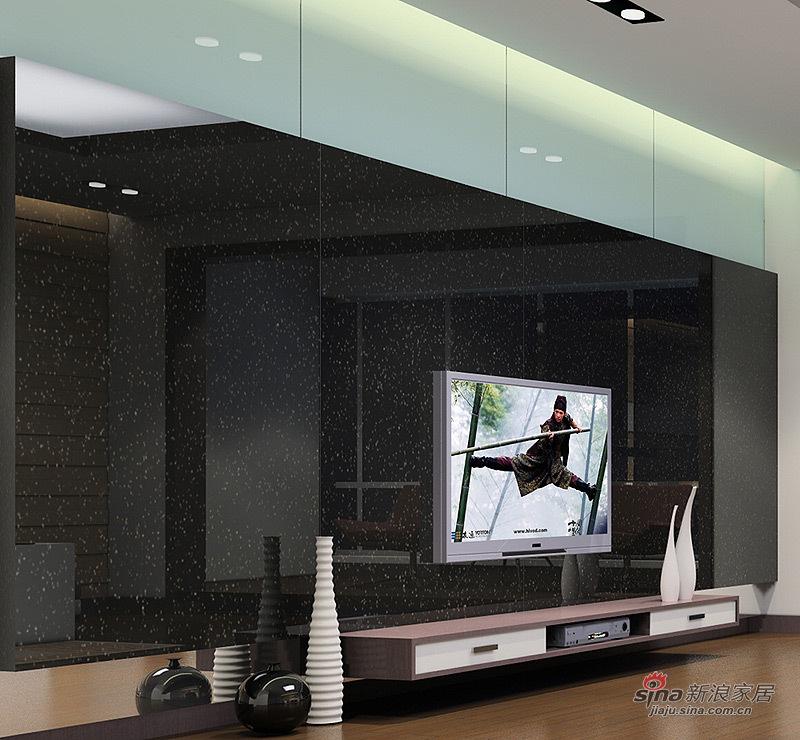 其他 四居 客厅图片来自用户2558757937在男人味银灰时尚大气之作59的分享