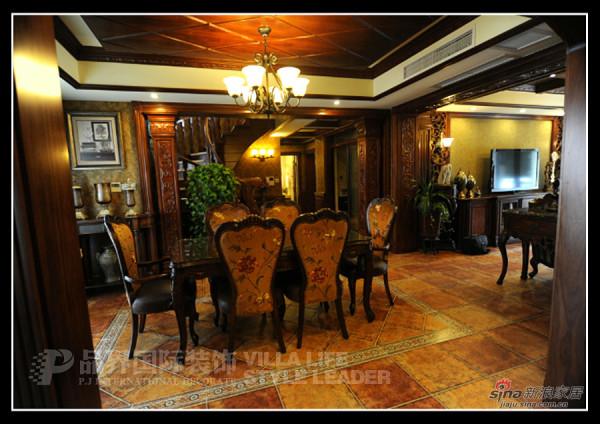 公司明确定位于别墅的专业装饰服务商,服务