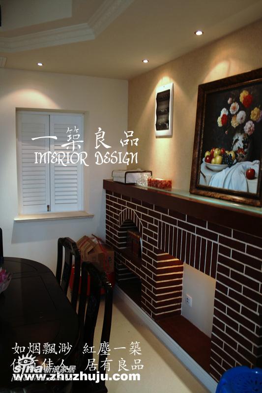 欧式 四居 餐厅图片来自用户2746869241在九尾子的美式生活16的分享