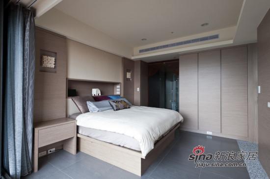 简约 三居 卧室图片来自用户2556216825在新好男人精心打造105平3房2厅60的分享