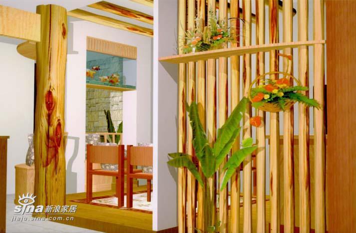 其他 三居 餐厅图片来自用户2558746857在原木风格36的分享