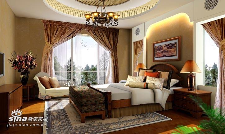 其他 别墅 卧室图片来自用户2558757937在保利香槟35的分享