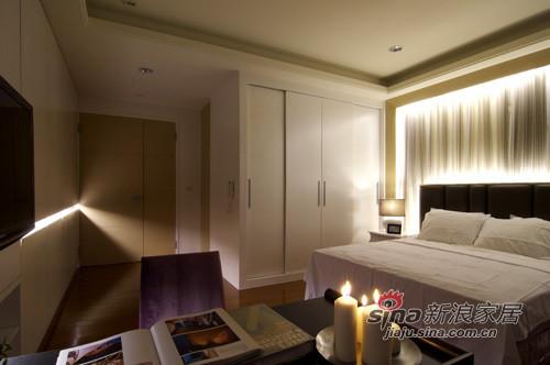 混搭 别墅 卧室图片来自用户1907689327在梧桐混搭贵气闲定33的分享
