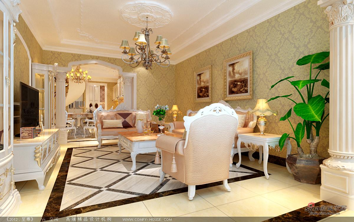 简约 别墅 客厅图片来自用户2738829145在别墅装修案例75的分享