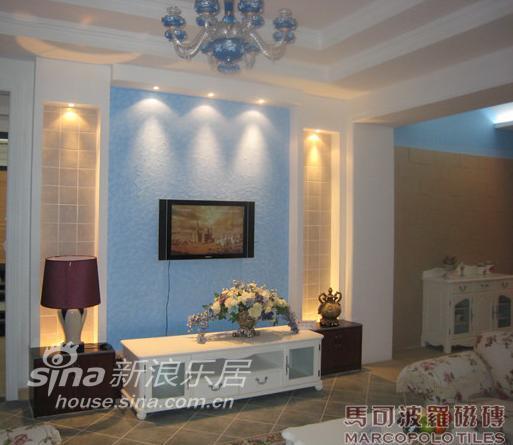 地中海 复式 客厅图片来自用户2757320995在欧式复古风格-马可波罗66的分享