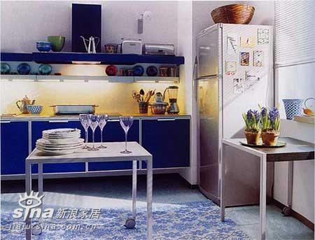 厨房样板间02