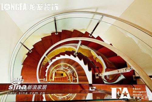 简约 别墅 楼梯图片来自用户2739378857在东湖别墅98的分享