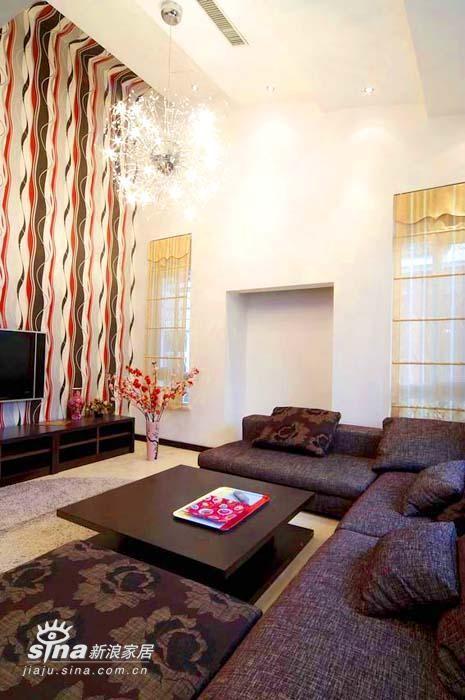 简约 别墅 客厅图片来自用户2737782783在一套住家40的分享