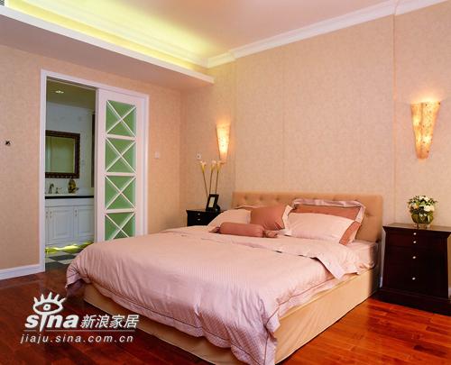 简约 一居 卧室图片来自用户2557010253在极致简约欧式风格97的分享