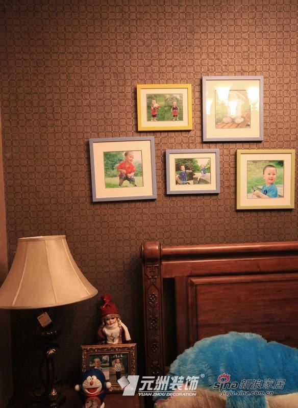 欧式 三居 卧室图片来自用户2746869241在高清欧式典雅29的分享