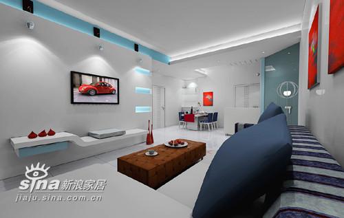 其他 二居 客厅图片来自用户2558746857在金色晓岛金尊轩10的分享