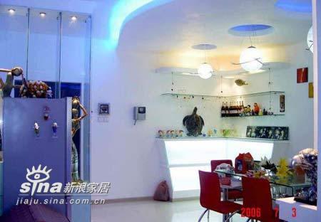 简约 二居 餐厅图片来自用户2559456651在4.8万装100平米心魂俱醉满意家53的分享