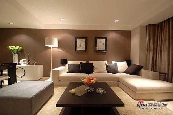 老房改造尊享100平恬静高雅两居室美家