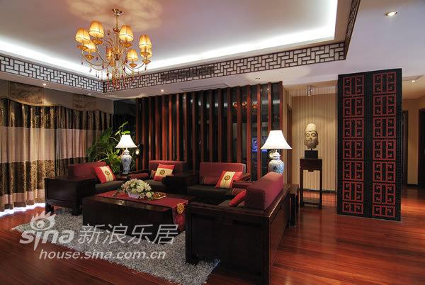 中式 三居 客厅图片来自用户2757926655在新中式0456的分享