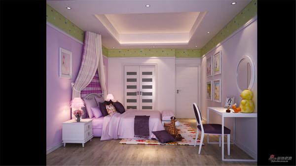 女儿的卧室