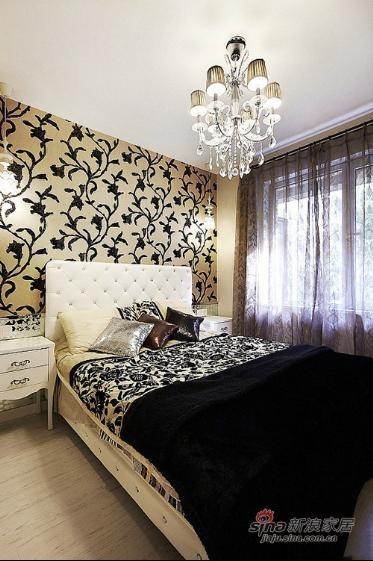 简约 复式 卧室图片来自用户2738813661在一套200平方简约低调奢华混搭四居室复式55的分享