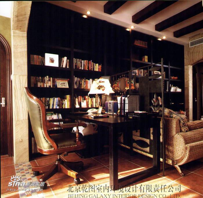 欧式 一居 书房图片来自用户2772873991在欧陆经典55的分享
