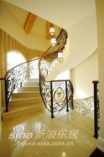 欧式 别墅 楼梯图片来自用户2757317061在华丽的蝴蝶25的分享