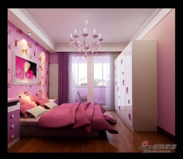 欧式 二居 儿童房图片来自用户2746889121在我的专辑209184的分享