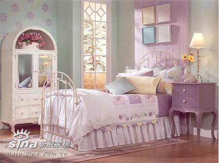 欧式 一居 卧室 公主房图片来自用户2772856065在快乐卧室48的分享