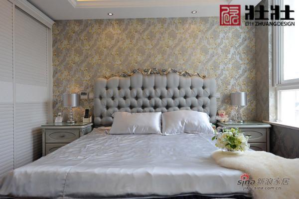 主卧室床头背景 标签图片