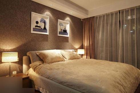 欧式 三居 卧室图片来自用户2746953981在温馨软装+时尚硬装打造简约3居93的分享
