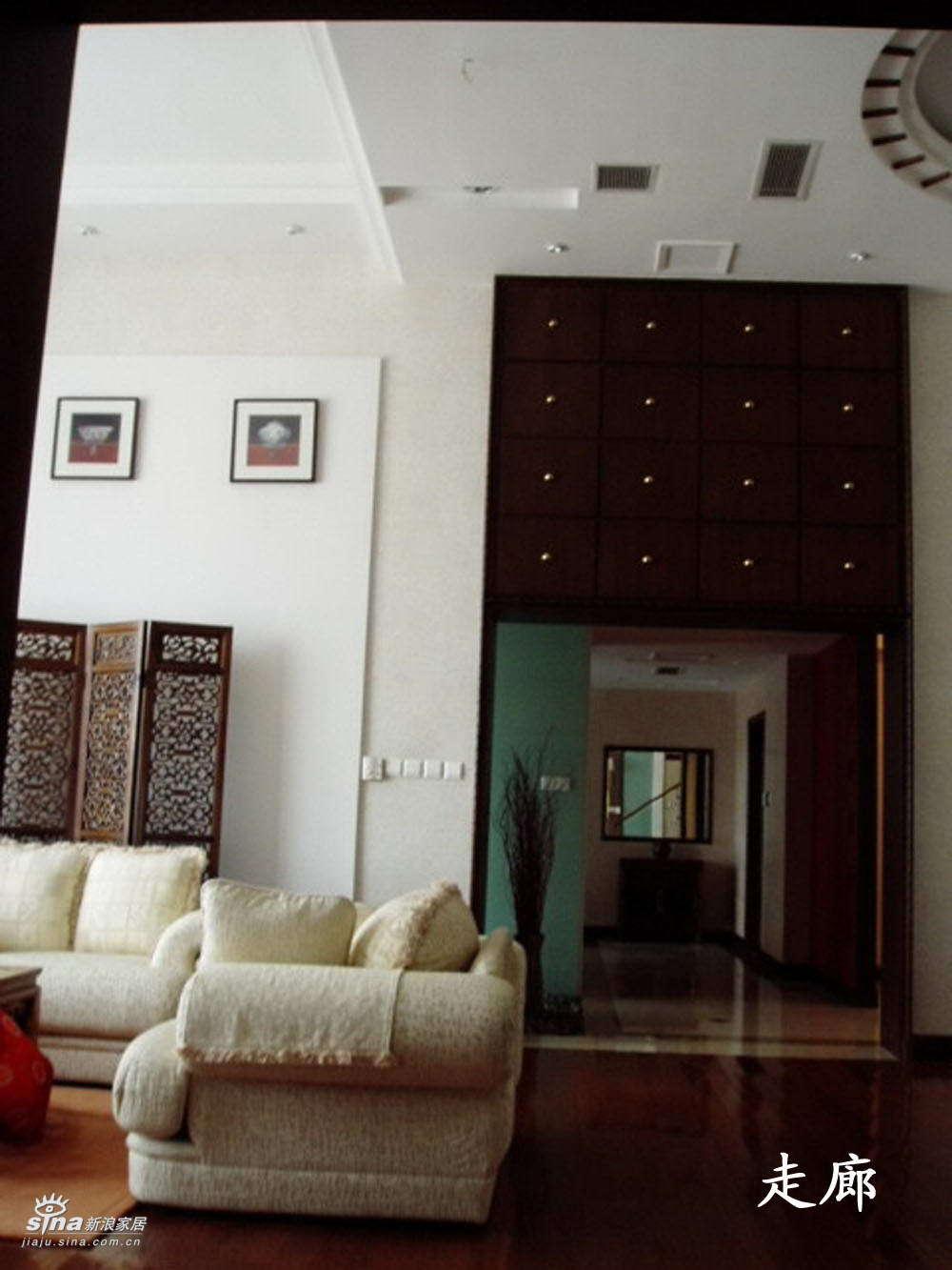 中式 复式 客厅图片来自用户2757926655在冻疑质感37的分享