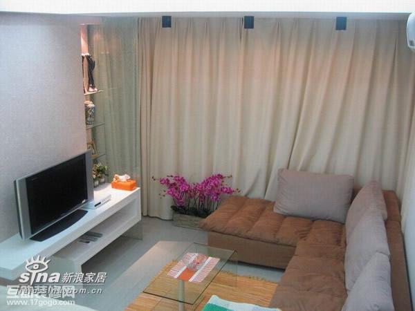 简约 一居 客厅图片来自用户2738813661在44平米的错层你见过吗?19的分享