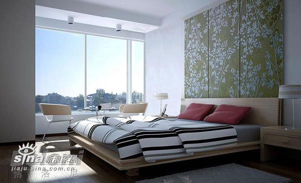 简约 一居 卧室图片来自用户2557010253在温馨的家51的分享