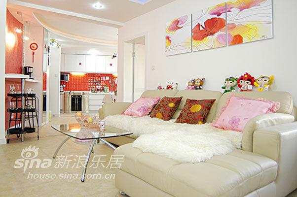 简约 二居 客厅图片来自用户2737759857在温馨浪漫的小屋13的分享