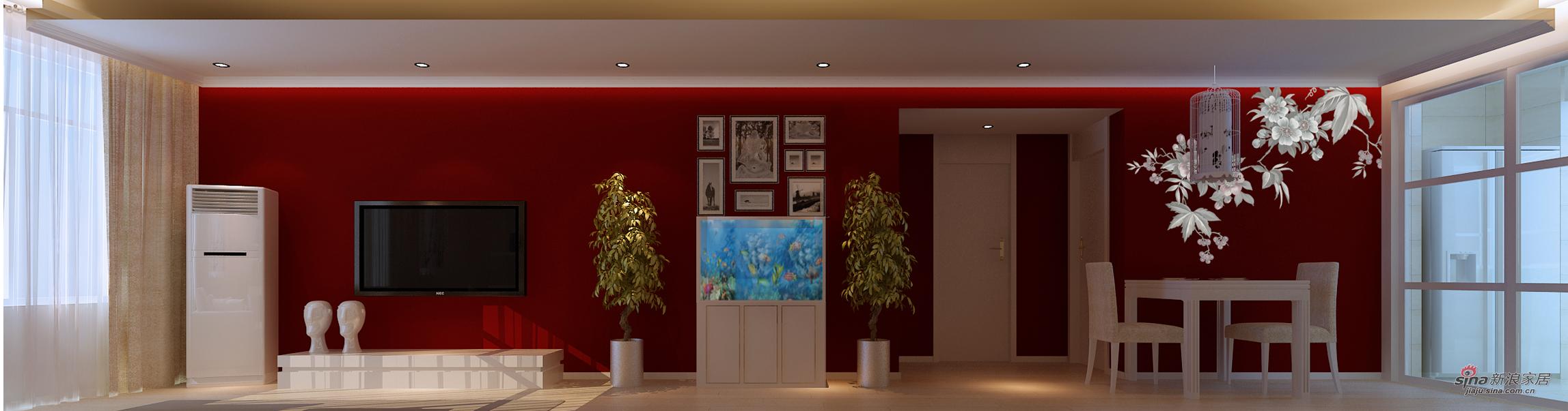 简约 二居 客厅图片来自用户2558728947在设计师的家60的分享