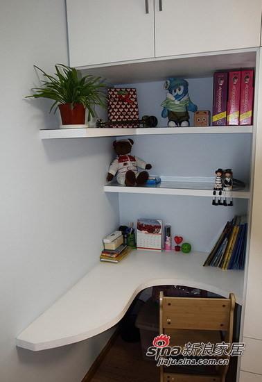 儿童房书桌设计