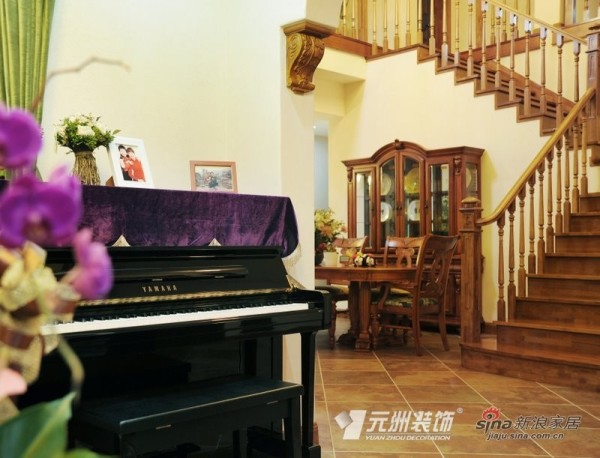 钢琴房-元洲装饰-4008981997