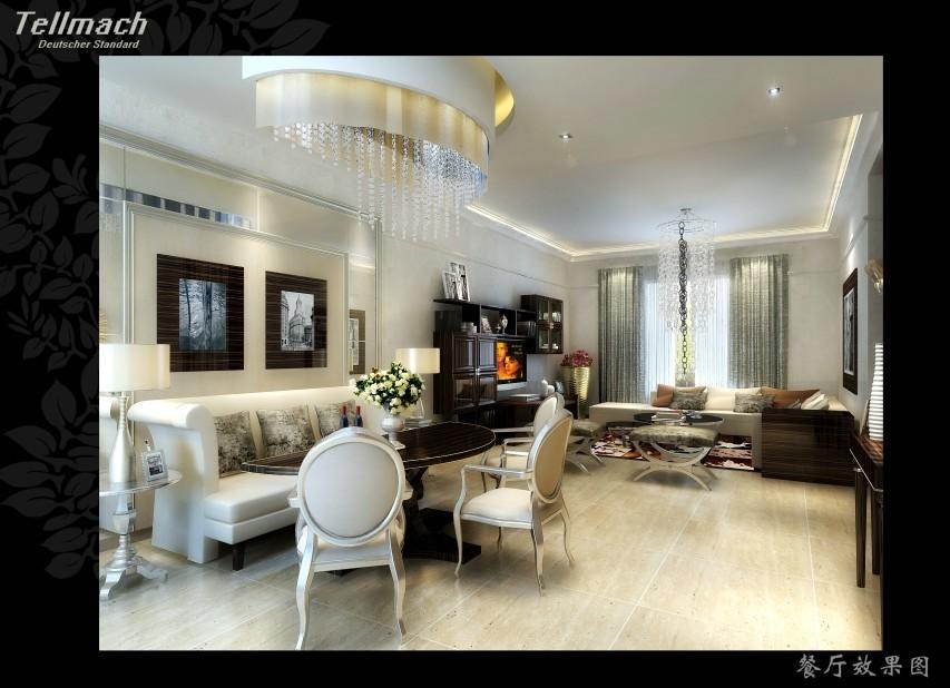 其他 别墅 餐厅图片来自用户2557963305在400平彰显高贵成熟的安乐窝55的分享