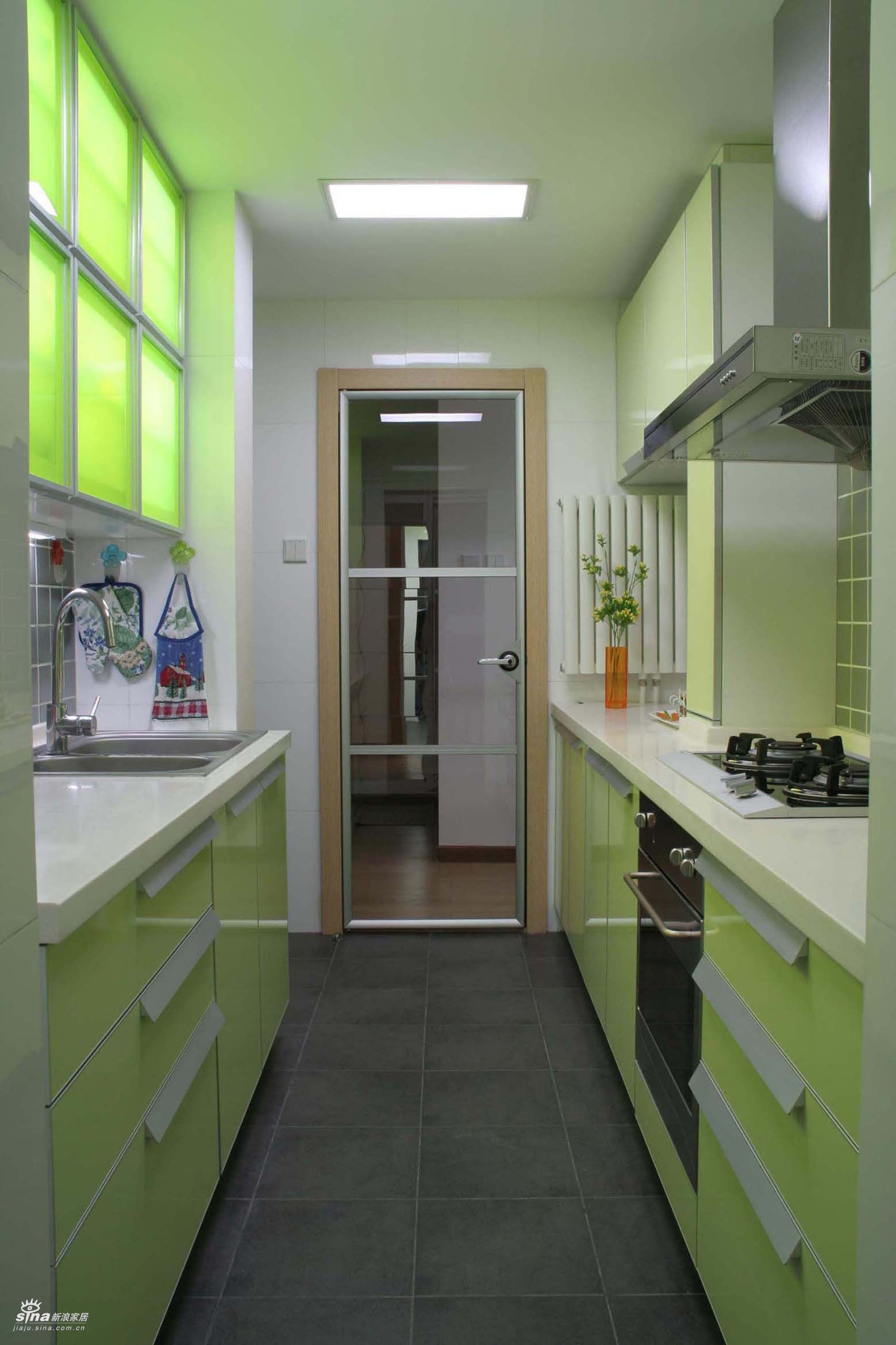 简约 二居 厨房图片来自用户2739081033在简约的问候91的分享