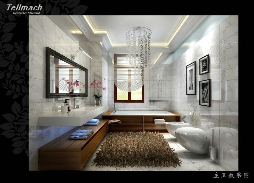 其他 别墅 卫生间图片来自用户2557963305在400平彰显高贵成熟的安乐窝55的分享