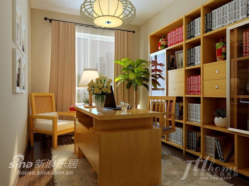 简约 三居 书房图片来自用户2738093703在惬意暖阳之春意怡人58的分享