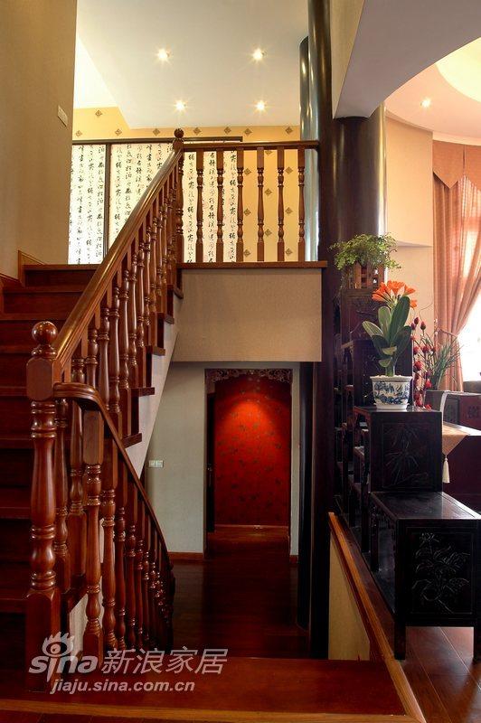 中式 跃层 客厅图片来自用户2740483635在风荷曲苑43的分享