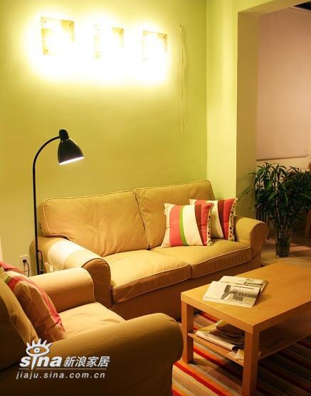 简约 一居 客厅图片来自用户2738813661在小户型的装饰66的分享
