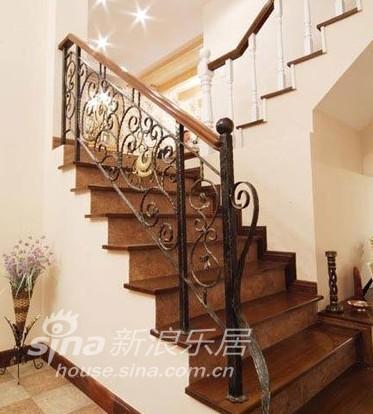 田园 四居 楼梯图片来自用户2557006183在荆山翠谷-乡村之恋15的分享