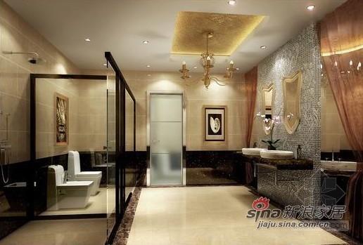欧式 别墅 客厅图片来自用户2557013183在简欧风格龙湾别墅设计32的分享