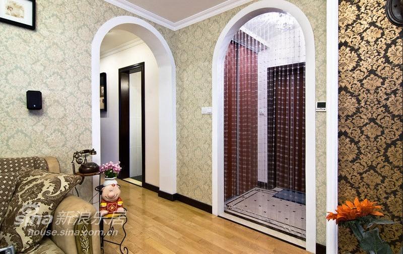 简约 二居 客厅图片来自用户2558728947在60平米小家装出极致简欧风66的分享