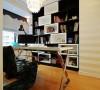 很酷的设计,书房也可以百变造型!
