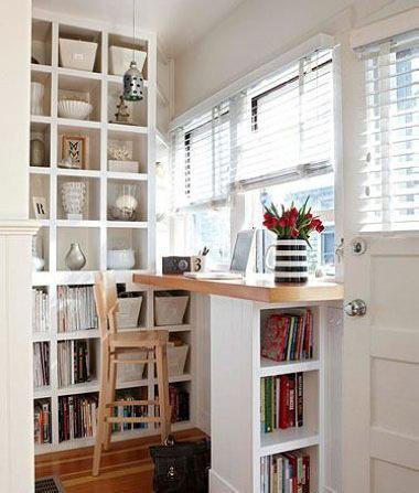 书房 白色 北欧 清新图片来自用户2746953981在现代美式的分享